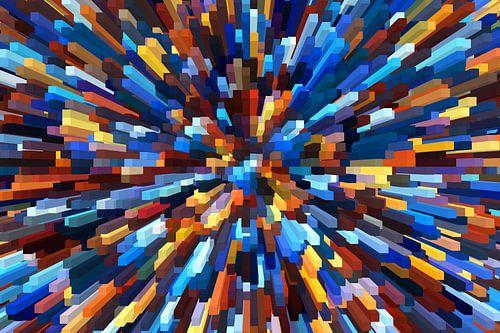 Blocks-09 von Marion Tenbergen
