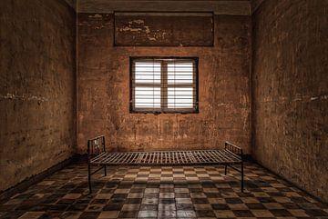Prison Cell van Erik de Boer
