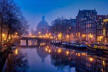 Die Singel Amsterdam von Thea.Photo