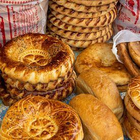 Brot auf dem Markt von Daan Kloeg
