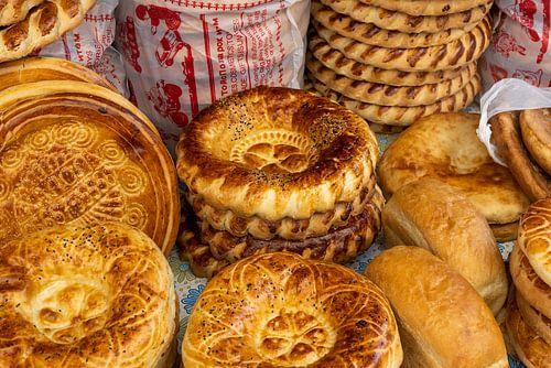 brood op de markt van Daan Kloeg