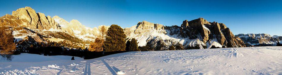 Val Gardena Winter van Ronne Vinkx