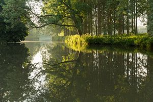 Kromme Rijn tussen Bunnik en Utrecht