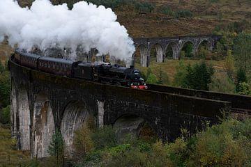 Glenfinnan viaduct van Ab Wubben