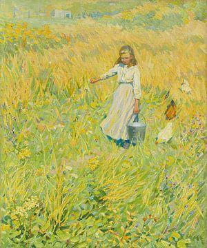 Helen McNicoll - Die kleine Arbeiterin