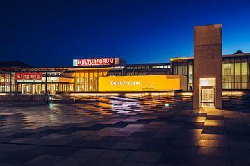 Kulturforum Berlin – Gemäldegalerie sur Alexander Voss