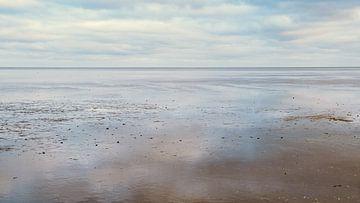 La mer des Wadden - 1 sur Rob van der Pijll