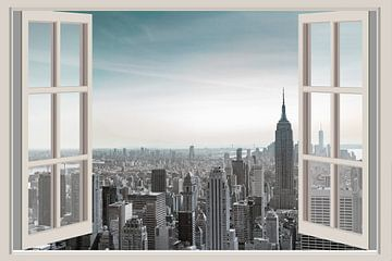 Manhattan hotel von Co Seijn