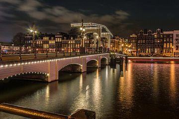 Amsterdam Magere Brug van Marco Faasse