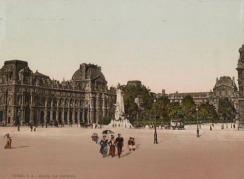 Le Louvre, Paris van