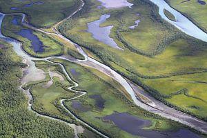 Rapadalen im Sarek Nationalpark in Schweden von Karina Baumgart
