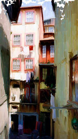 Wasdag Portugal van Frans Jonker