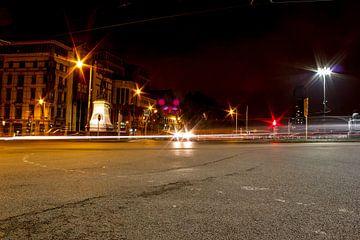 verlichting bij nacht van