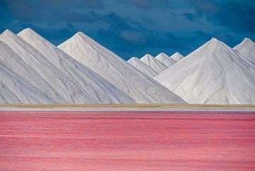 Award winning: Bonaire en de zoutbergen van Sander Grefte