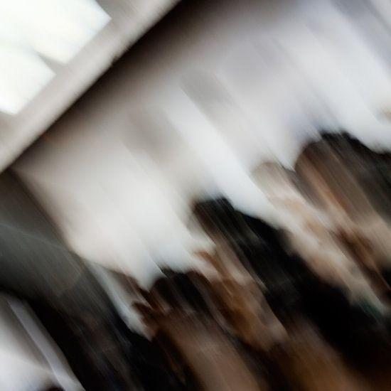Abstract Manifesta 01 van Chantal Heusschen