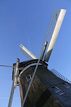 Achtkante molen van Fred Vester