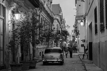 Altstadt von Havanna von Annemarie Winkelhagen