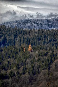 Berglandschaft von Vovk Serg