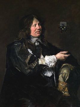 Stephanus Geraerdts, Schiffe in Haarlem, Frans Hals - 1650
