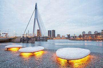 Ontsteek de lampen in Rotterdam van Cor de Hamer