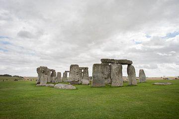 Stonehenge in  engeland van Wilbert Van Veldhuizen