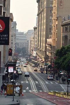 San Francisco street van Nancy Robinson