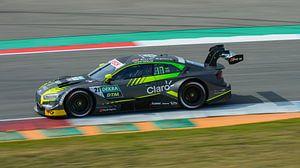 Pietro Fittipaldi DTM 2019_02 sur Harry Eggens