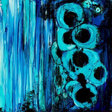 Onderwater Ademhaling van Agnieszka Zietek