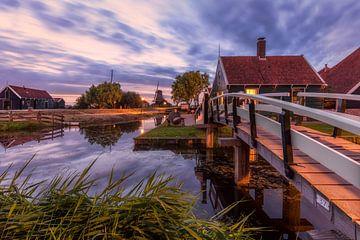 Käserei Catharina Farm an der Zaanse Schans von Dennisart Fotografie