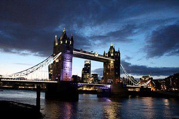 London by night van Juliette van de Klashorst