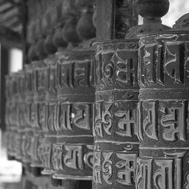 L'Himalaya et le Mont Evrest ou d'autres paysages du Népal sur toile, Xpozer, Aluminium ou poster et photo à encadrer