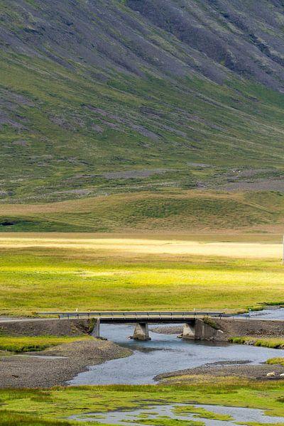 Landschap IJsland sur Menno Schaefer