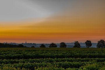 De zonsopgang van Joerg Keller