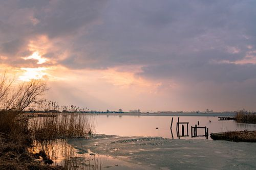 Dooi aan het Kinselmeer van Freek Rooze