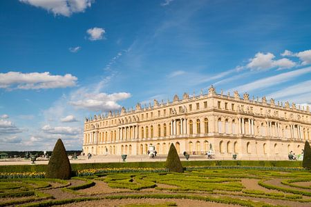 Versailles: paleis en tuinen