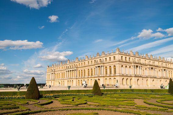 Versailles Paleis En Tuinen Van Peter Apers Op Canvas Behang En Meer