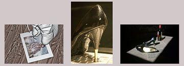 High Heels Collage 3 von Norbert Sülzner