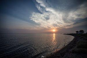 Coucher de soleil à Öland sur Sebastiaan Aaldering