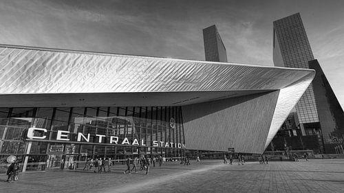 Centraal Station Rotterdam von