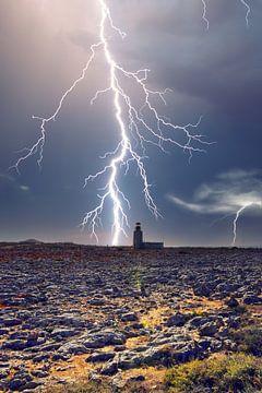 Der einsame Turm von Aart Prikker