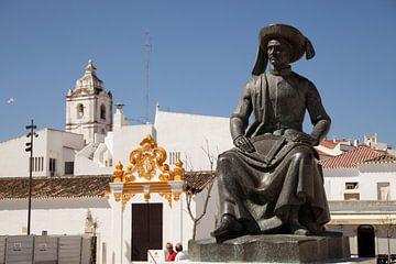 Lagos, Algarve, Portugal sur Peter Schickert