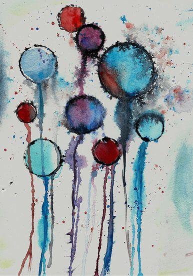 Composition abstraite 719