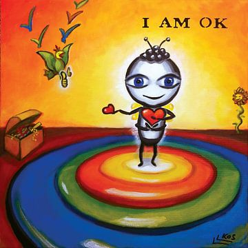I am OK van