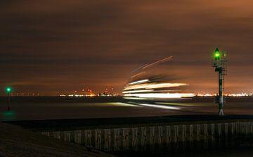 Fähre nach Texel von Everydayapicture_byGerard  Texel