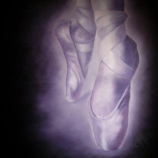 Paars/zwart - Purple Black sur Christoph Van Daele