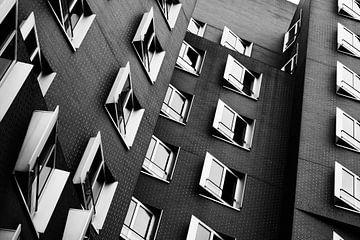 Architecture moderne B&W Série VI sur Insolitus Fotografie