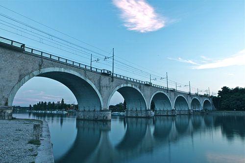 Il ponte ferroviario van
