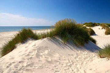 Noordzee Strandidylle van Reiner Würz / RWFotoArt