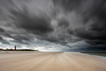Storm op Texel sur Aland De Wit