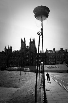 Edinburgh Noir - 9 van Dorit Fuhg
